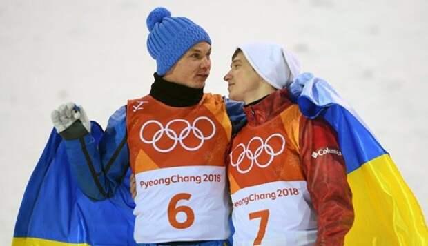 Почему украинский спортсмен обнял российского на Олимпиаде в Пхёнчхане