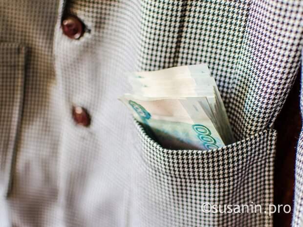 Работник одной из «управляек» Сарапула получал взятки за покровительство стройфирме