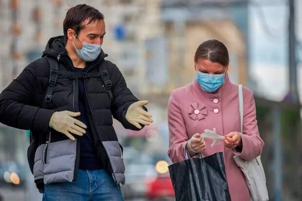 Масочный режим касается даже переболевших коронавирусом: Собянин ответил на вопросы москвичей об ограничениях