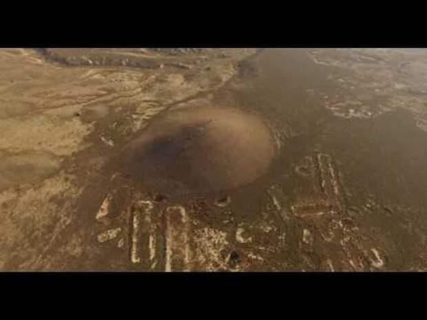 Археологи нашли древнее городище в Кахетии