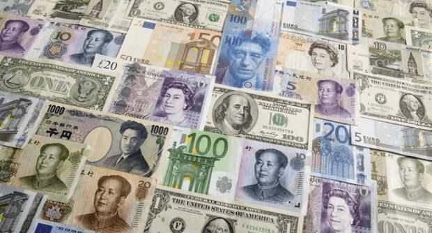 Официальные рыночные курсы инвалют на 23 февраля установил Нацбанк Казахстана