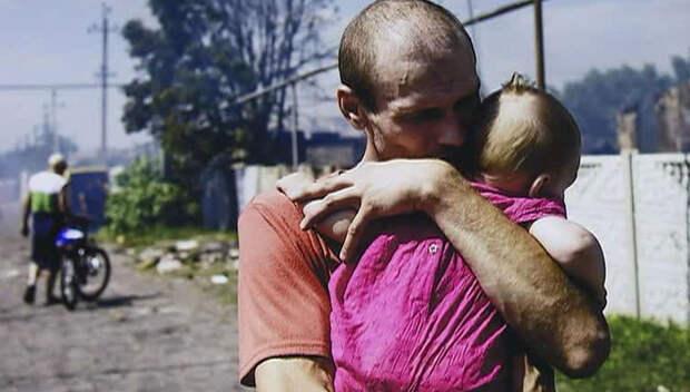 «И тут начался ад»: ВСУ открыли огонь по идущим из школы детям (ВИДЕО)