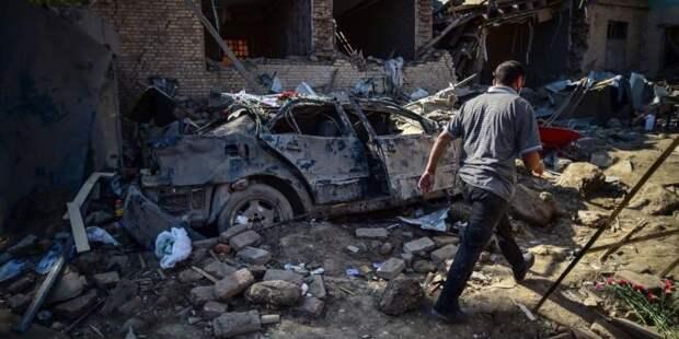 Турция возомнила себя «миротворцем» в Нагорном Карабахе