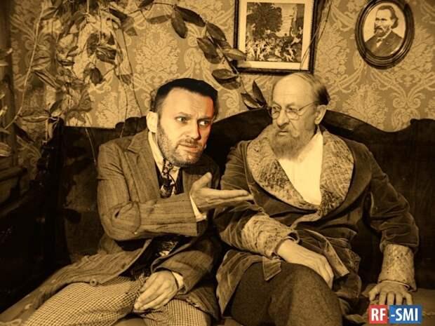 Юлия Витязева: Навальный опять наделал себе в шаровары