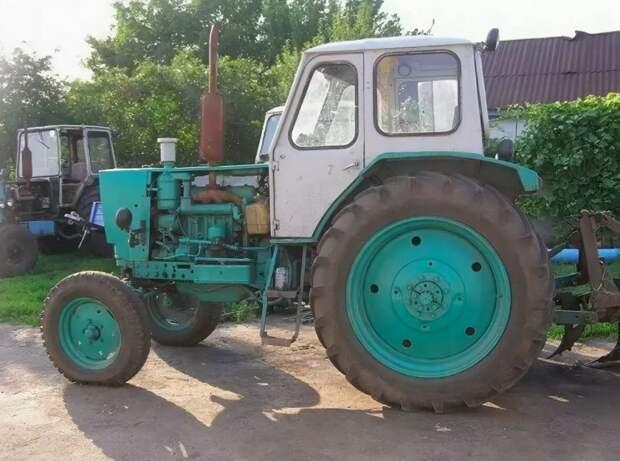 Что сейчас производит украинский ЮЖМАШ, который когда-то в СССР выпускал тракторы ЮМЗ. Фото и цены техники