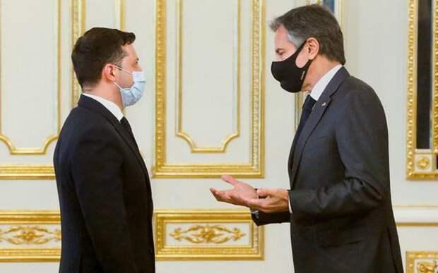 К чему США принуждают европейскую Украину