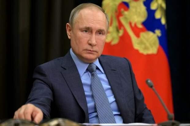 Путин выступил против обязательной вакцинации от COVID-19