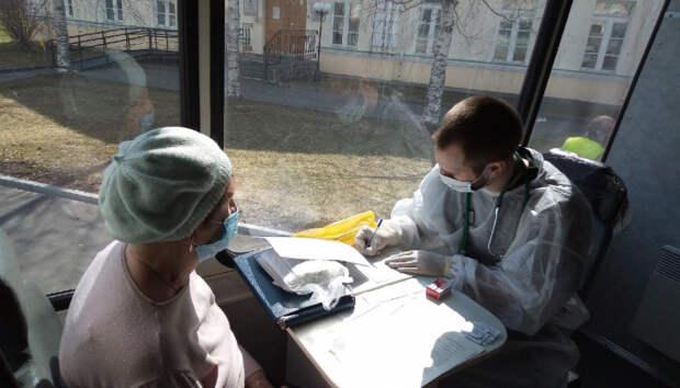 Полностью привились от коронавируса в Карелии более 58 тысяч человек