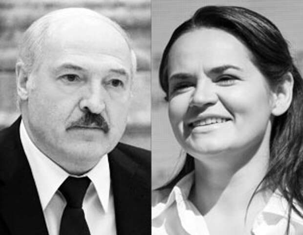 Лукашенко конкурирует сейчас не с Тихановской, а с воплощенным Антилукашенко