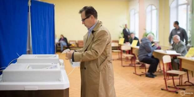 Собянин поблагодарил москвичей за поддержку кандидатов из его списка