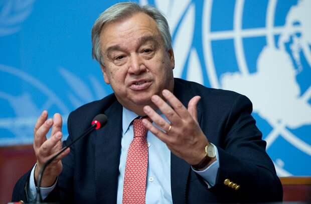 ООН выступает за сохранение «нормандского формата» и выполнение минских договоренностей