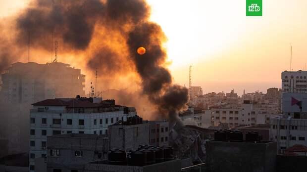 Израиль нанес удар по дому главы штаба спецопераций движения ХАМАС