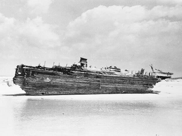 Фото №8 - Призраки океана: 4 загадочные истории исчезновения экипажей кораблей