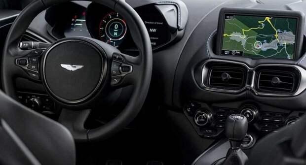 Aston Martin попрощается с механической коробкой передач к 2022 году