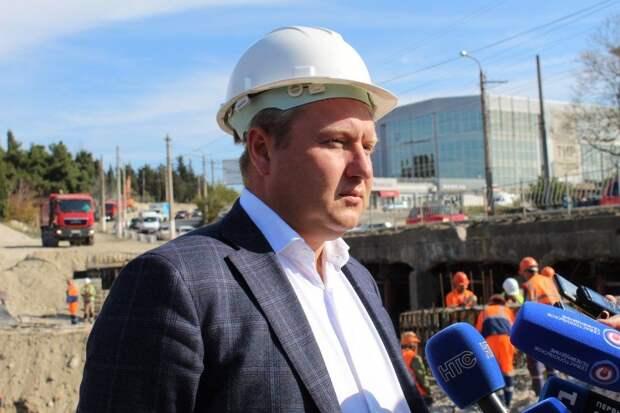 Министр транспорта Крыма заболел коронавирусом