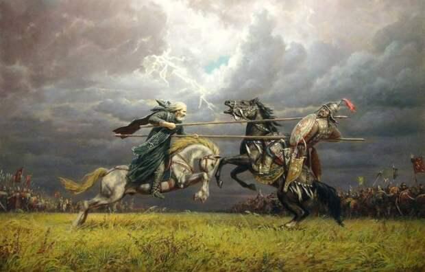 Пересвет, Ослябя и Челубей – битва за правду?