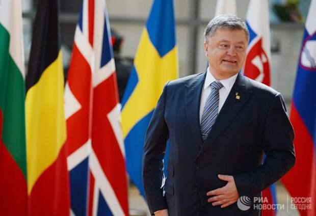 Такого маразма от Порошенко ещё не было: И знаете кто виноват на этот раз в коррупции на Украине?