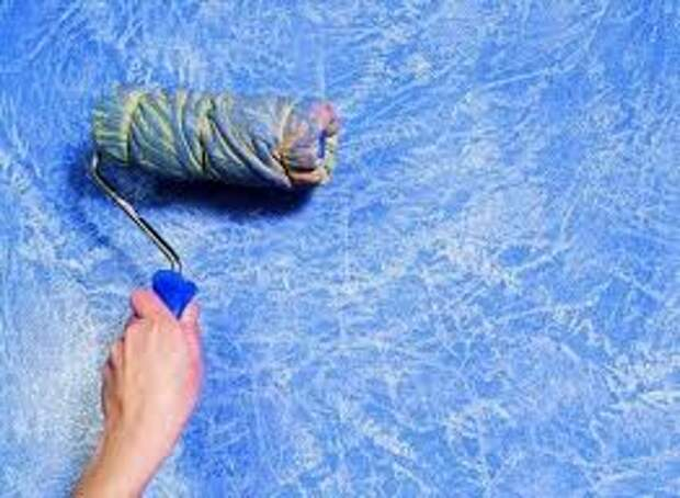 Текстурирование стен