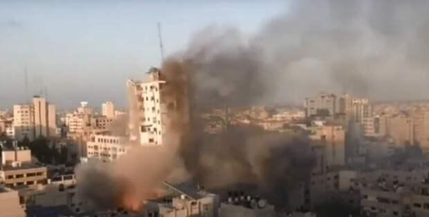 Президент Франции призвал Израиль отказаться от военной операции в секторе Газа