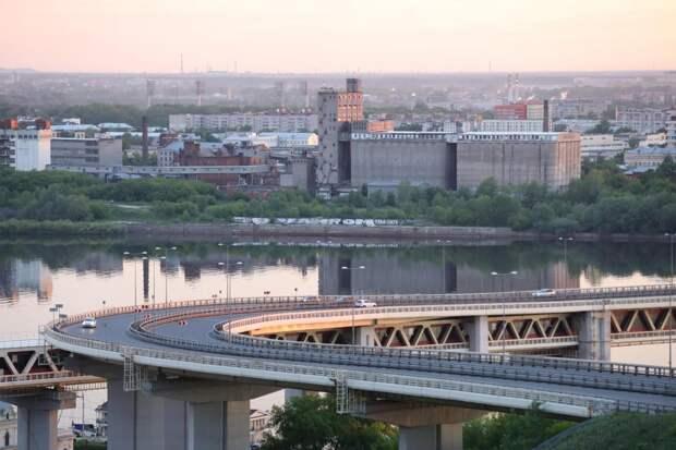 Пятый мост через Оку может появиться в Нижнем Новгороде