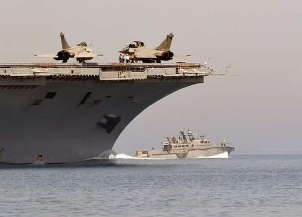 Издание Avia.pro: Россия создает оружие, способное уничтожить авианосную ударную группу США одним залпом