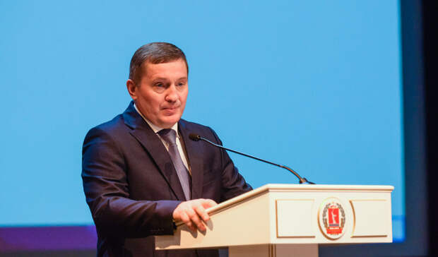 Губернатор Волгоградской области Андрей Бочаров отчитался одоходах за2020 год