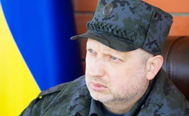 На фото: экс-секретарь СНБО Александр Турчинов