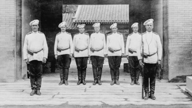 Как русские войска взяли Пекин