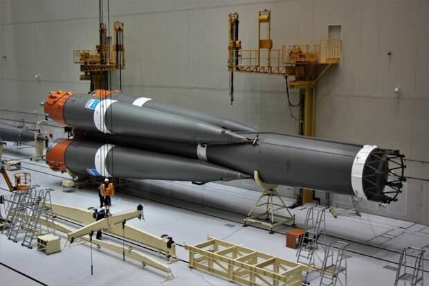 Рогозин: в России создается ракета «Союз-СПГ» с двигателем на сжиженном газе
