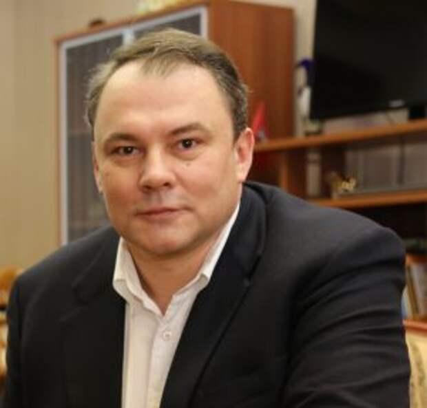 Депутат Госдумы РФ Петр Толстой/Артур Новосильцев