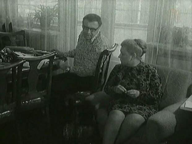 Семейный альбом  Анатолия Папанова.