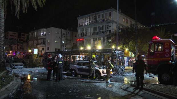 Euronews: ракетные удары на Ближнем Востоке не прекращались всю ночь