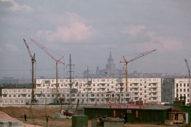 Стройка в районе Вяземской улицы дин конгер, фото, фотограф