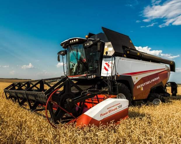 Россия покоряет мировой рынок сельхозтехники