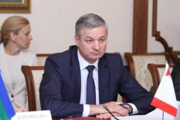 """Коронавирус """"подхватил"""" руководитель регионального парламента"""