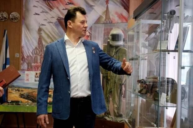 Романенко прокомментировал планы по отправке космических туристов в 2021 г.