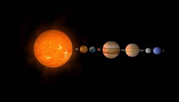 Сближение Венеры и Сатурна на небе произойдет утром в понедельник