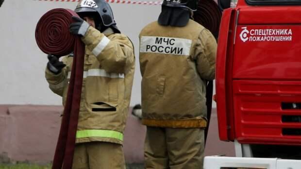 Огонь уничтожил пять жилых домов в Омской области