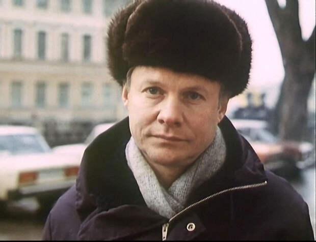 Виталий Соломин.