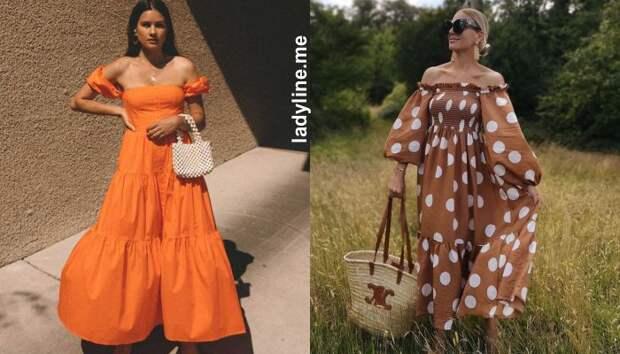Грациозный фасон платья , который подходит женщинам в любом возрасте