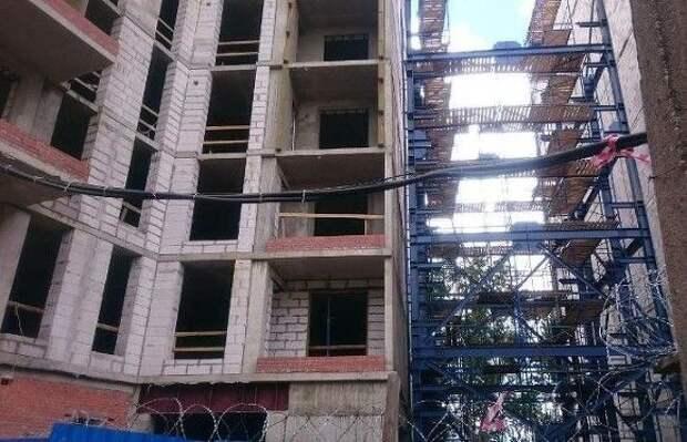 До конца года в Петербурге планируется достроить 20 проблемных домов