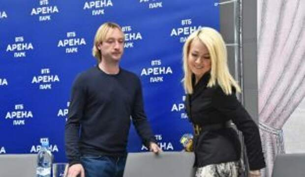 «Женя, я уплываю»: Рудковская оставила Плющенко