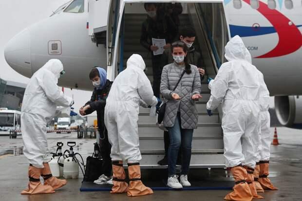 Авиакомпании выполнят 55 вывозных рейсов из Турции в Россию