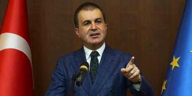Турция выходит из миграционного соглашения с Евросоюзом