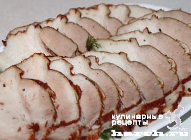 salo podkopchenoe s gidkim dimom 61 Сало подкопченное (с жидким дымом)