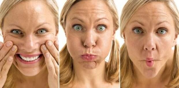 Если обвисли щеки, проблему можно решить, потратив на нее 10 минут в день!