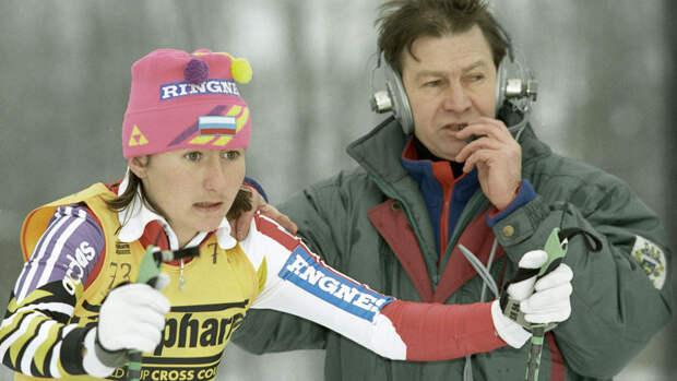 Трехкратная олимпийская чемпионка Вяльбе рассказала, что смотрела фильм про себя 17 раз