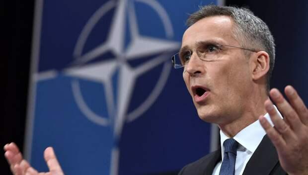Йенс Столтенберг, Генеральный секретарь альянса НАТО. Источник изображения: https://vk.com/denis_siniy