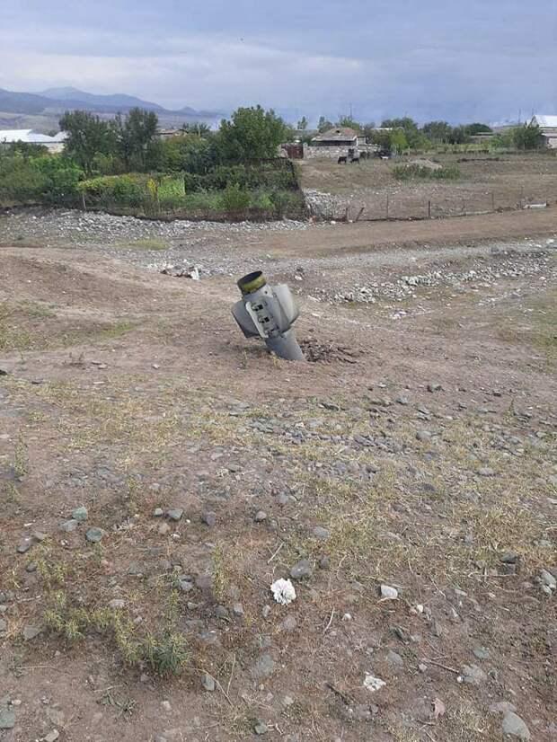 Боевые действия в Карабахе. Видео. 28.09.2020