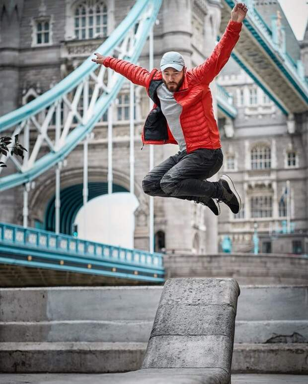 20 невероятно динамичных кадров отмастера кинематографичных фотосессий Марка МакГи